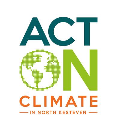 Act on Climate logo colour