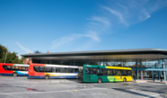 Re-opening bus stations