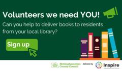 Volunteers needed