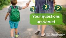 Childcare FAQs