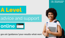 A level results guidance