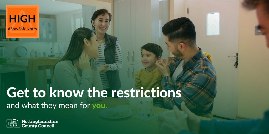 Get to know the restrictions