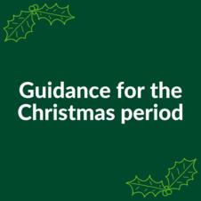 Christmas guidance