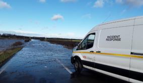 Flooding Jan 2021