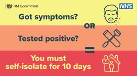 call 119 to book a coronavirus test