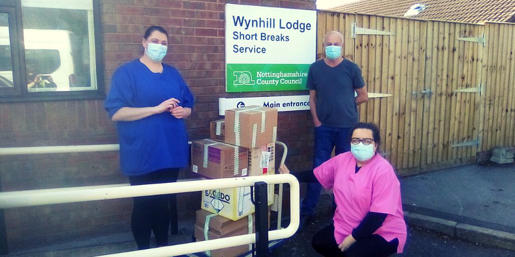 Wynhill Lodge, Bingham