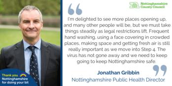 Jonathan Gribbin quote