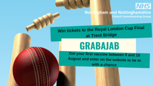 Cricket giveaway