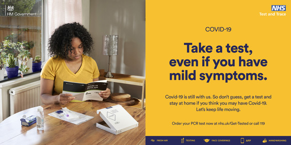 Mild Symptoms testing