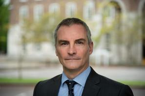 Jonathan Gribbin, Director of Public Health for Nottinghamshire