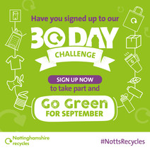 image text says have you signed up to our 30 day challenge
