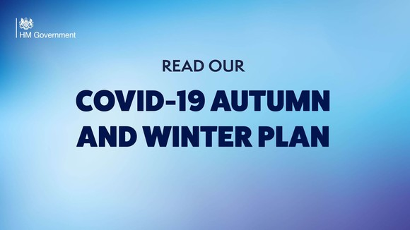Covid-19 Autumn and winter plan