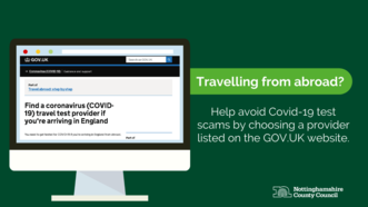 Travelling abroad scams