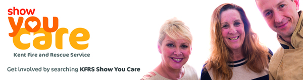 Show you care header