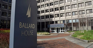 Ballard House Solar panels