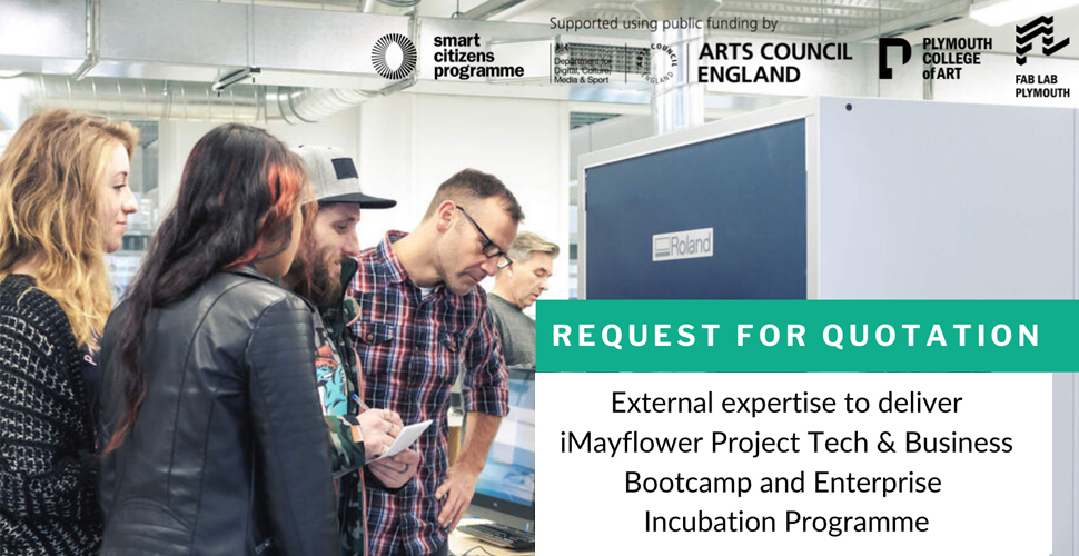 Plymouth College of Art RfQ