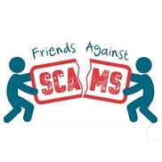 Scams logo