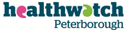 Healthwatch Peterborough logo