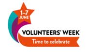 Volunteer Week graphic