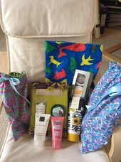Mary's Child toiletry pack