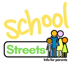 School Streets logo