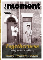 The Moment front cover