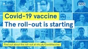 Vaccine roll out
