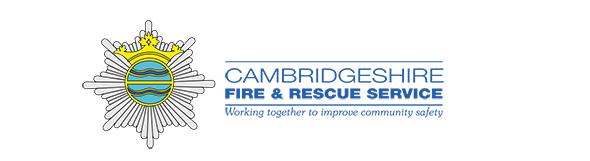 Cambridgeshire Fire and Rescue Logo