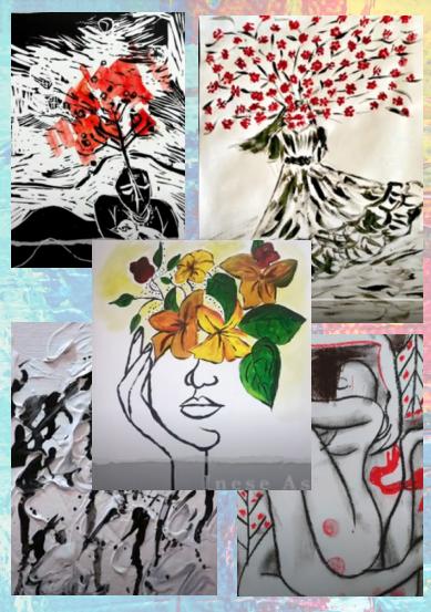 Latvian Community Association Artwork