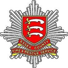 Essex Fire & Rescue Service logo