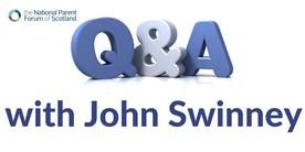 Q&A with John Swinney