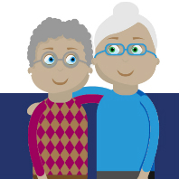 Adult Social Care Users - 2 Women