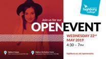 Highbury College open event