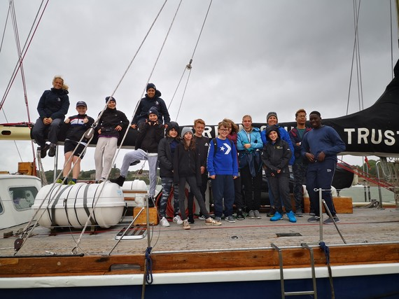 The Portsmouth Academy Sailing