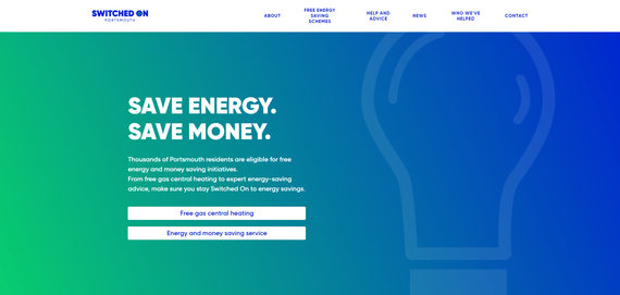 Switched On Portsmouth Website