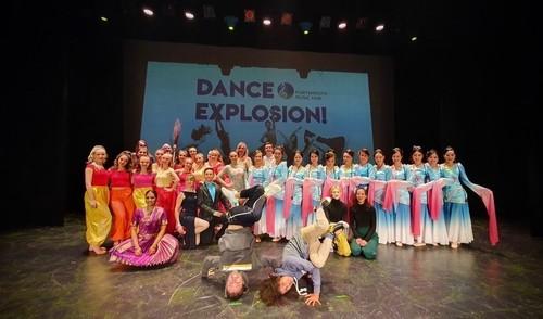 Portsmouth Music Hub - Dance Explosion