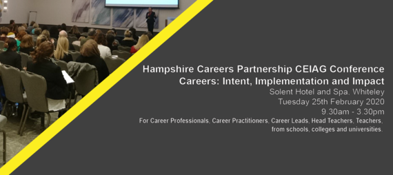 Hampshire Careers Partnership CEIAG Conference