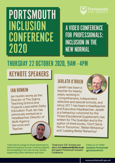 Portsmouth Inclusion Conference 2020