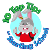 10 top tips for starting school