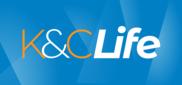 K&C Lib 020 K&C Life logo