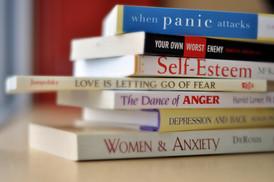 KC LIB 035 Self-Help Books