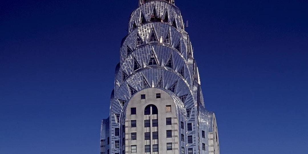 KC LIB 564 Chrysler building