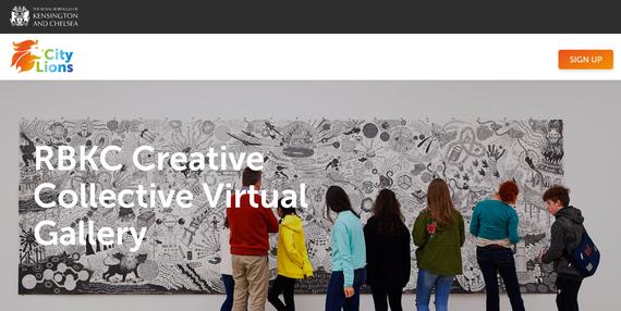 KC LIB Creative Collective header