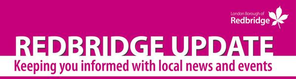 Redbridge update banner