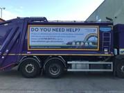 Refuse lorries