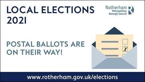 Postal ballots on the way