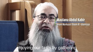 Message from the mosque