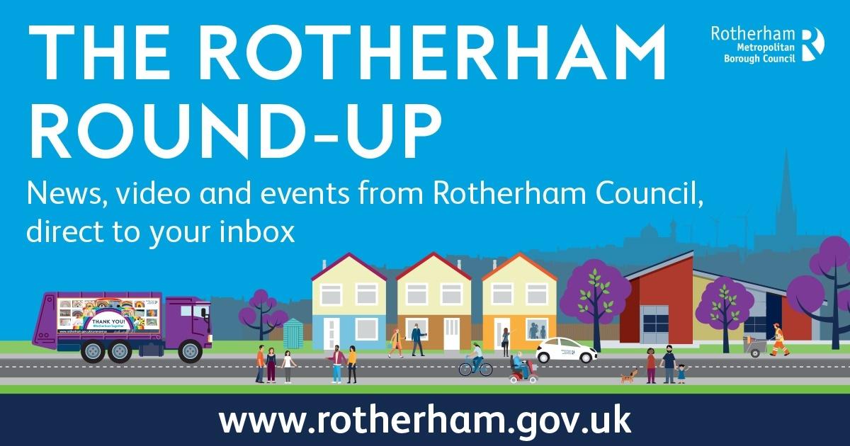 Rotherham Round-up header