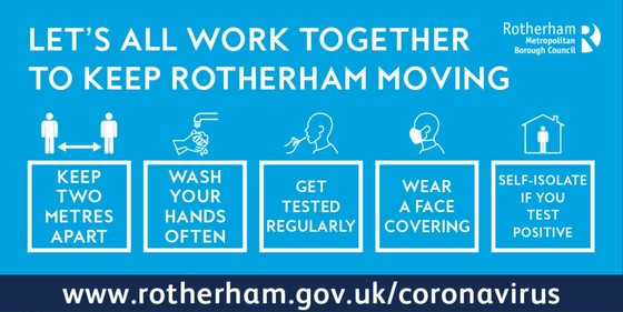 Keep Rotherham Moving