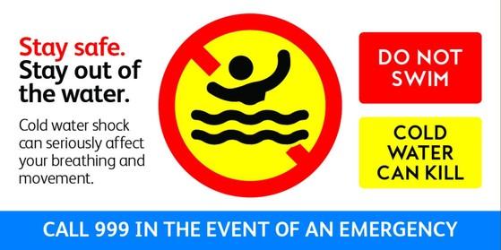 Stay safe around water